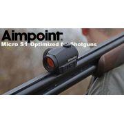 AIMPOINT  MICRO S-1 6 MOA SHOTGUN