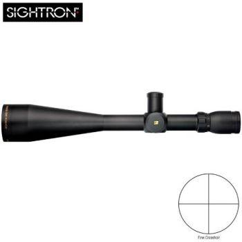 SIGHTRON SIIISS 10-50X60 LRFCH BENCH REST SCOPE