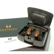 SHOTHUNT STANDARD ELECTRONIC EARPLUGS (BROWN)