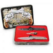 SMITH & WESSON LIMITED EDITION 3PCS TIN